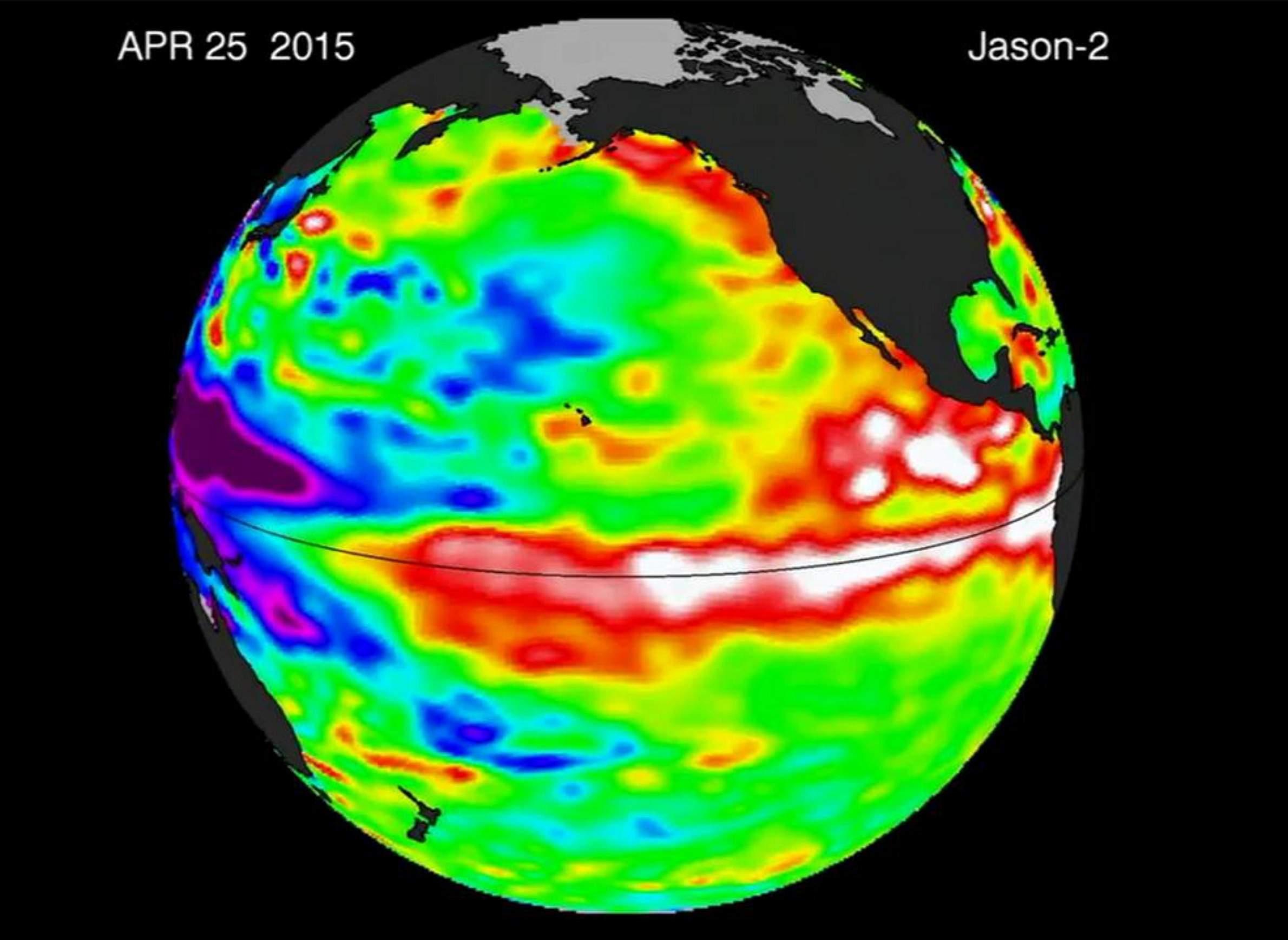 ENSO 2015 forecast