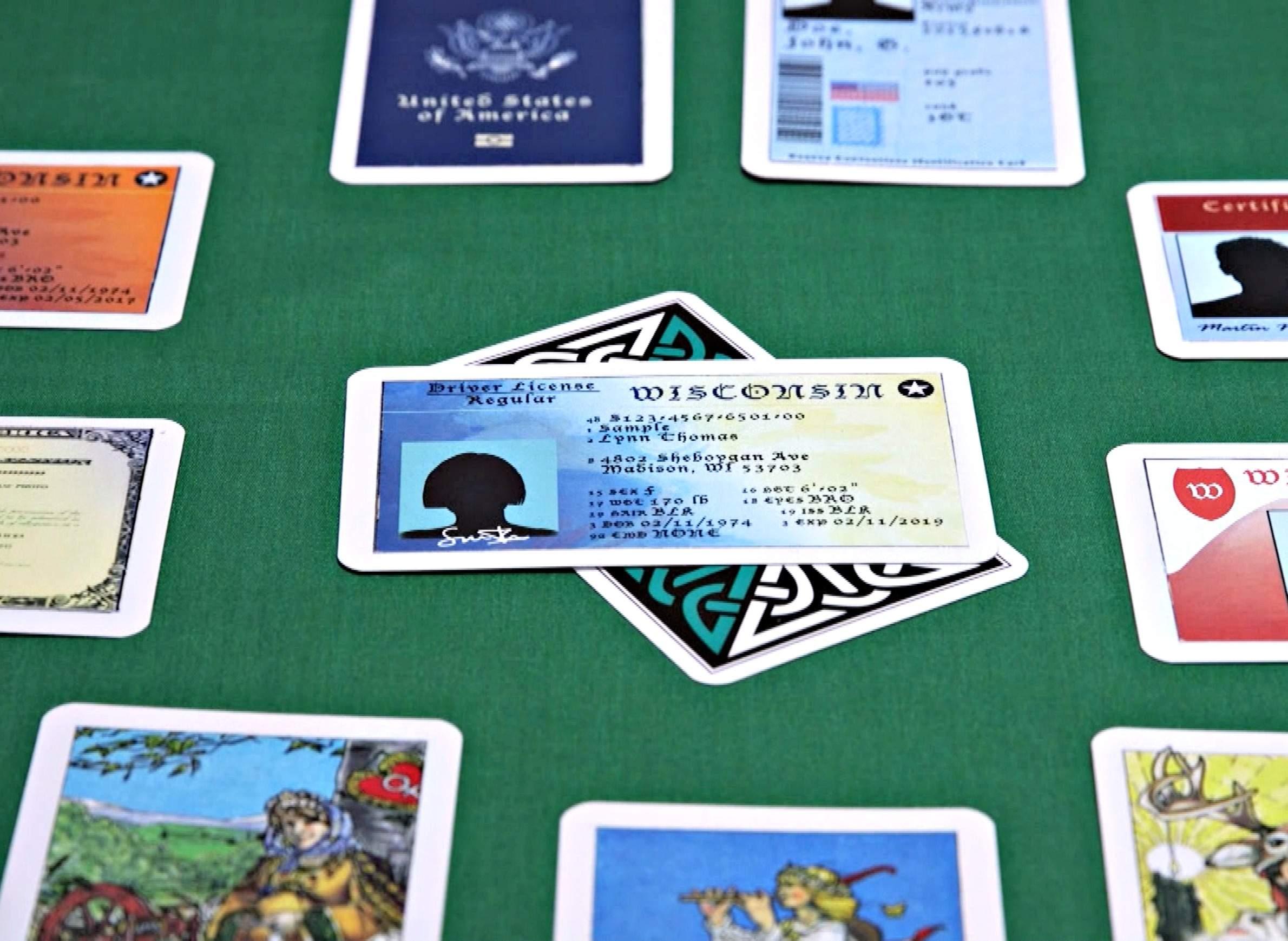 Voter ID tarot