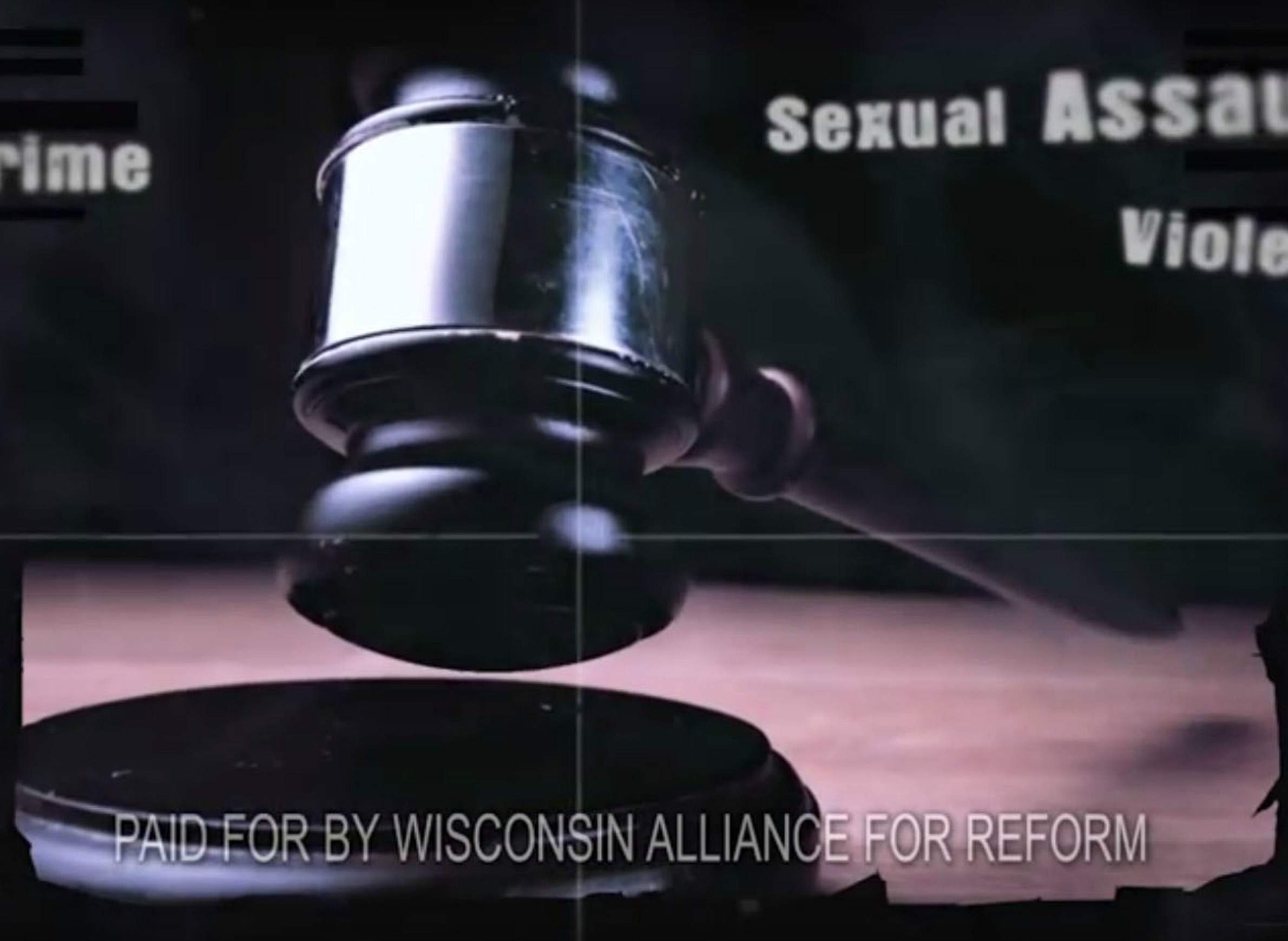 Wisconsin Alliance for Reform TV ad
